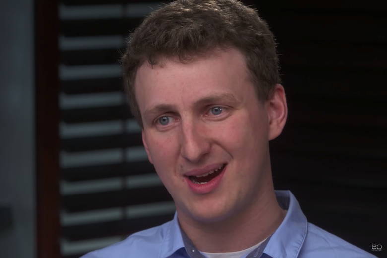 Researcher Aleksandr Kogan talks to CBS' 60 Minutes.