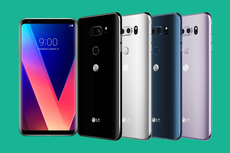LG V40: Android smartphone will reportedly have five cameras  Why