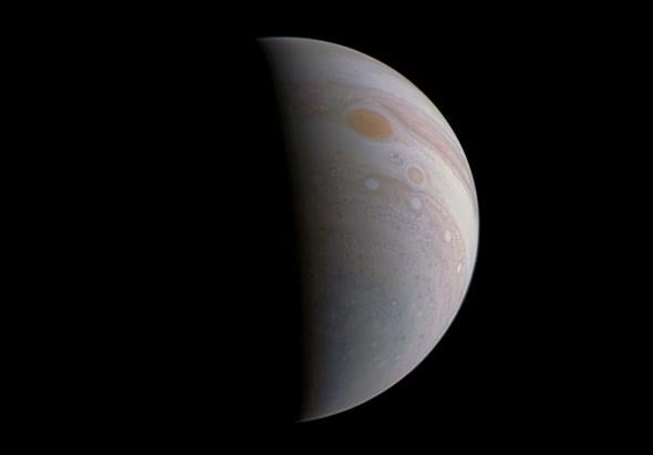 Juno mission to Jupiter having some issues but still doing good science.