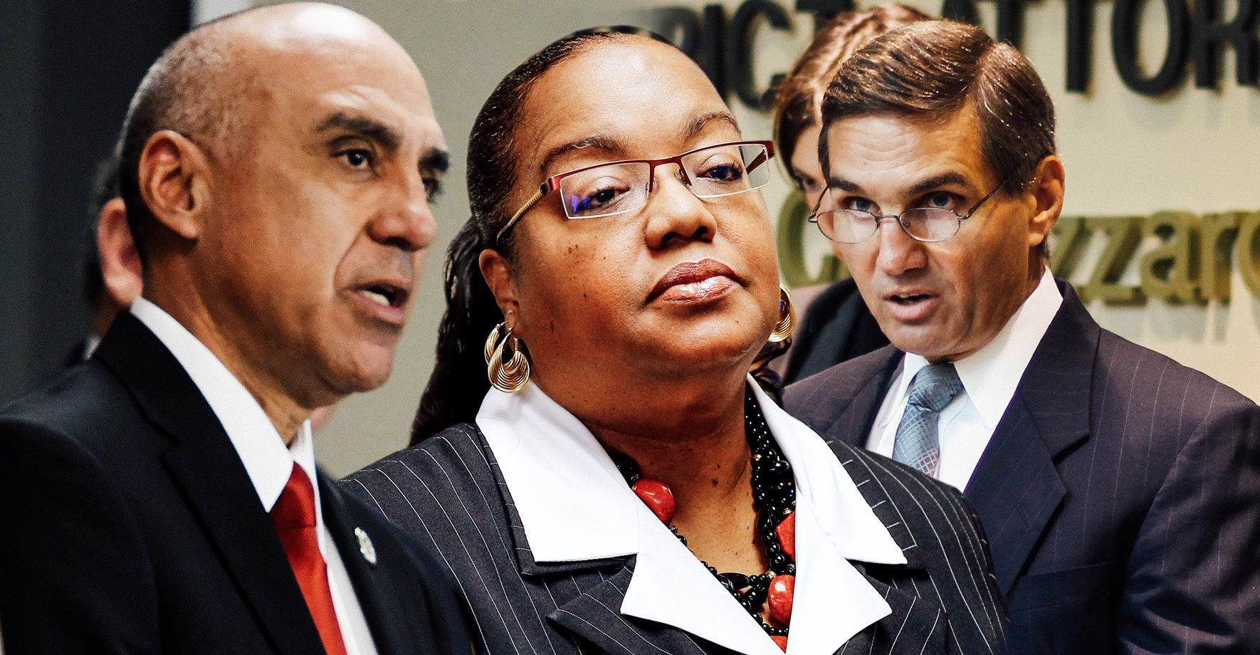 Innocence deniers: Prosecutors who have refused to admit wrongful convictions.