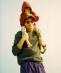 Doug Block and his daughter Lucy in The Kids Grow Up. Click image to expand.