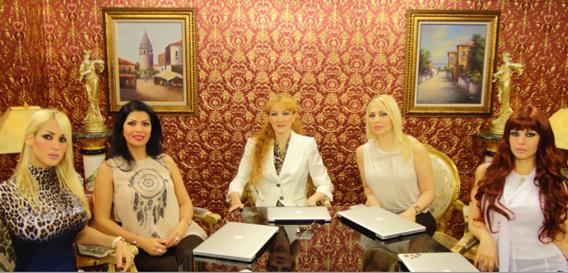 "The women of Turkey's ""Building Bridges"""