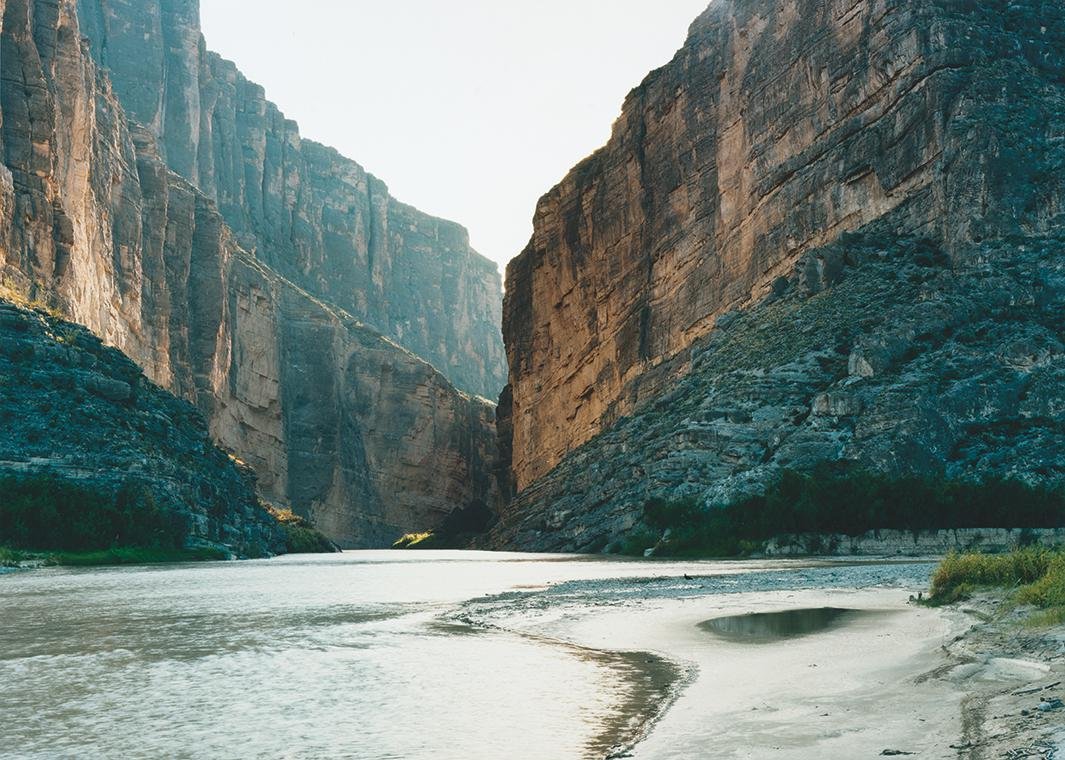 Untitled (Santa Elena Canyon), Big Bend National Park, Texas, 2010