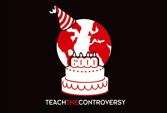Teach the controversy!