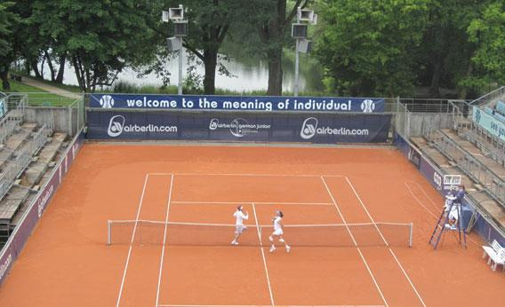 Meta game of tennis