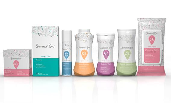 Summer's Eve products.