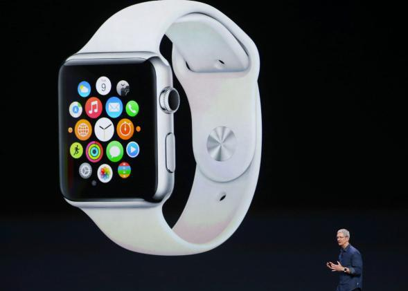 Don't call it an iWatch.