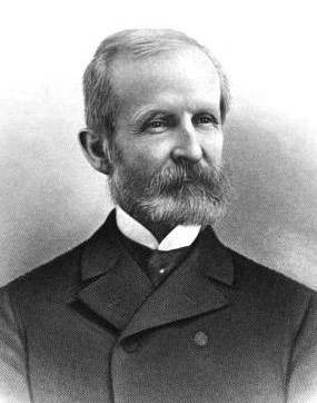 American physician John M. Harlow in 1911.