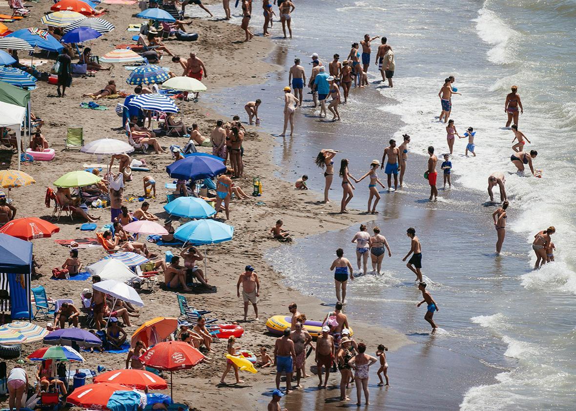 Summer Beach 2016