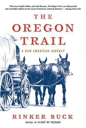 The Oregon Trail cover.