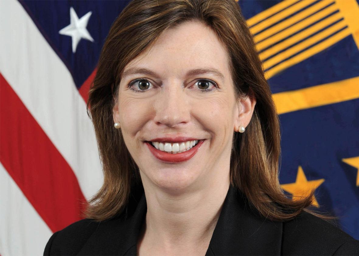 Former Deputy Assistant Secretary of Defense for Russia/Ukraine/Eurasia Evelyn Farkas