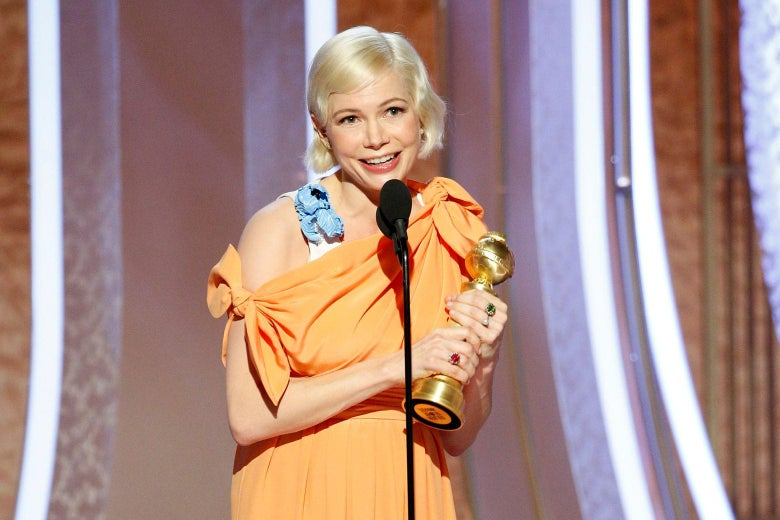 Michelle Williams' Surprisingly Personal Speech About Abortion Was the Golden Globes' Most Powerful Moment