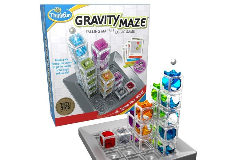 Gravity Maze game.