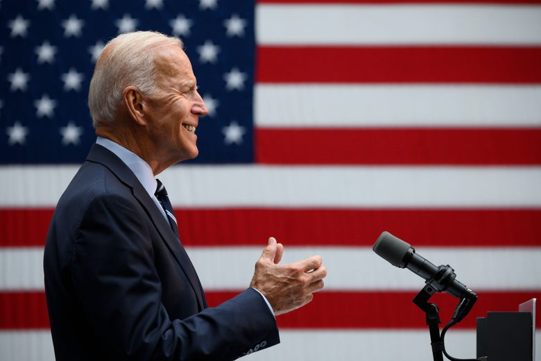 Biden Sanders Warren Lead Trump In Hypothetical 2020