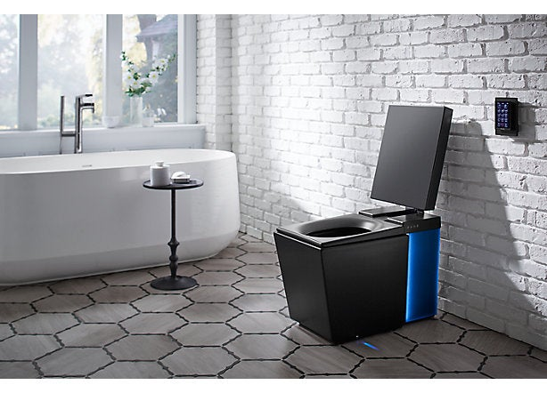 Kohler Numi talking toilet