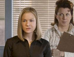 Renée Zellweger and Siobhan Fallon in New in Town.
