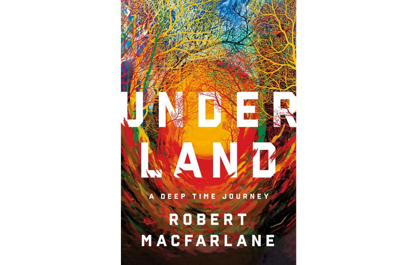 Underland book cover.