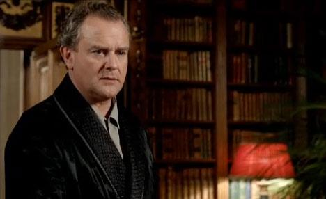 Lord Grantham of Downton Abbey