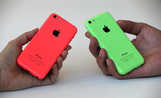 Image result for Reduced Budget Apple Phone: The iPhone 5C!