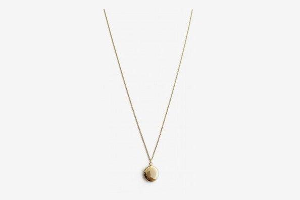 Honeycat Keepsake Locket Necklace