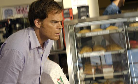 Michael C. Hall as Dexter Morgan in 'Dexter.'