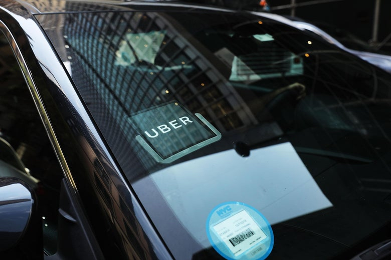 """Uber reportedly used a tool called """"Ripley"""" to hide data during government raids."""