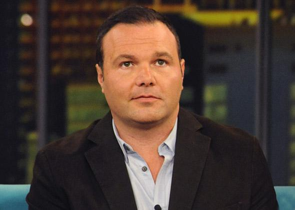"Pastor Mark Driscoll as a guest on ""The View,"" March 7, 2012."