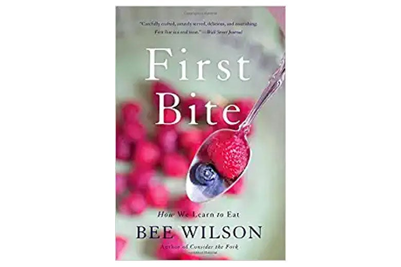 First Bite book cover.