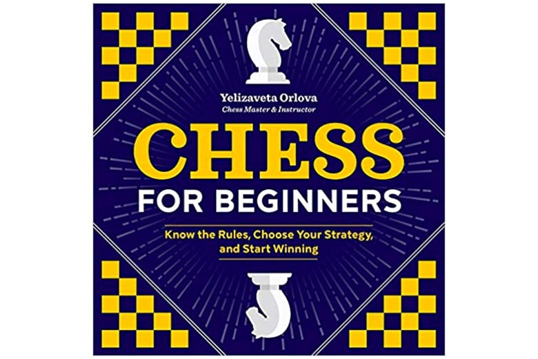 Chess for Beginners book jacket