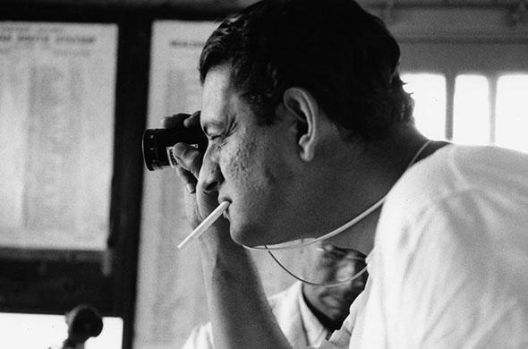 Satyajit Ray, Apu Trilogy