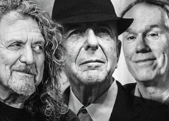 Leonard Cohen Robert Plant And Loudon Wainwright Iii S New Albums Reviewed Three Aging Rock Stars Show How Even A Hipster Can Age Gracefully