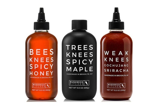 Bushwick Kitchen Trees Knees Spicy Trio.