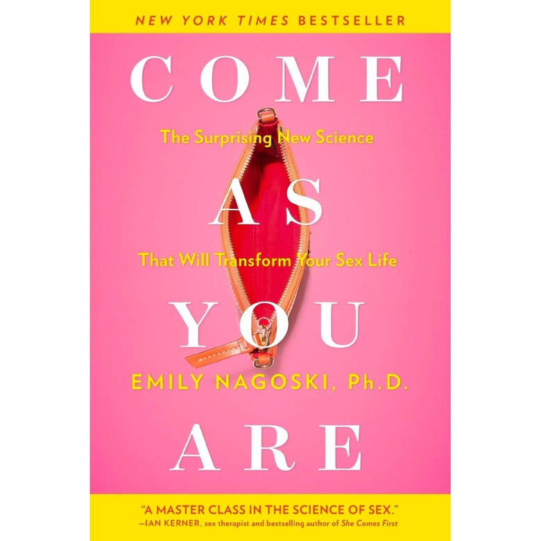 The cover of Come as You Are.