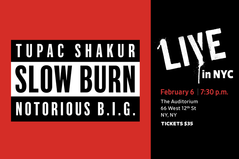 Description of the slow burn NYC show