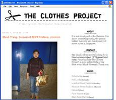 The Clothes Project screen shot