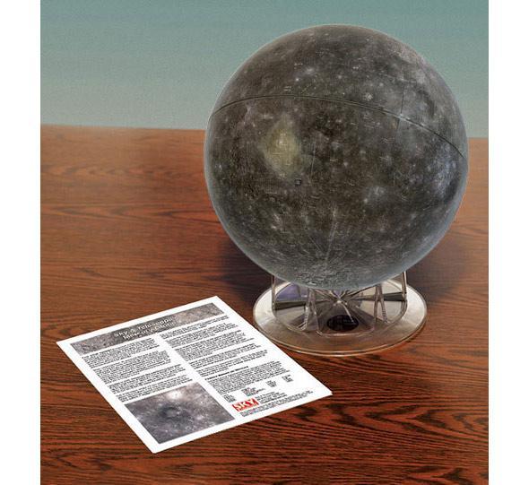 Mercury globe