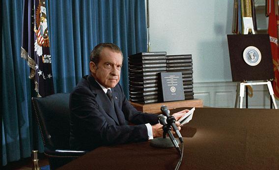 Nixon Watergate.