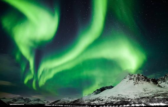 Arctic Lightscapes