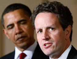 U.S. Treasury Secretary Timothy Geithner. Click image to expand.