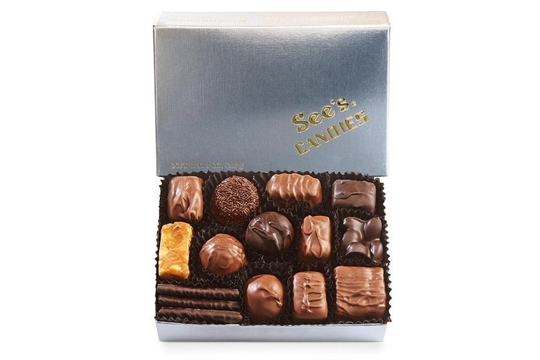 See's Candies Silver Assorted