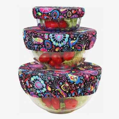 Wegreeco Reusable Bowl Covers