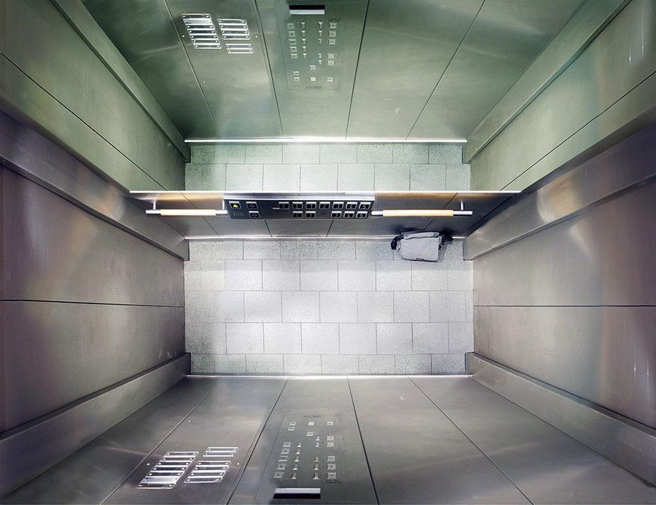 Untitled (Lift), 2009.