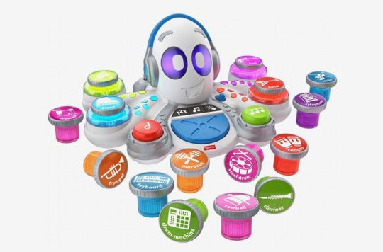 Fisher-Price Think & Learn Rocktopus.