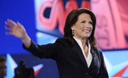 Congresswoman Michele Bachmann. Click image to expand.