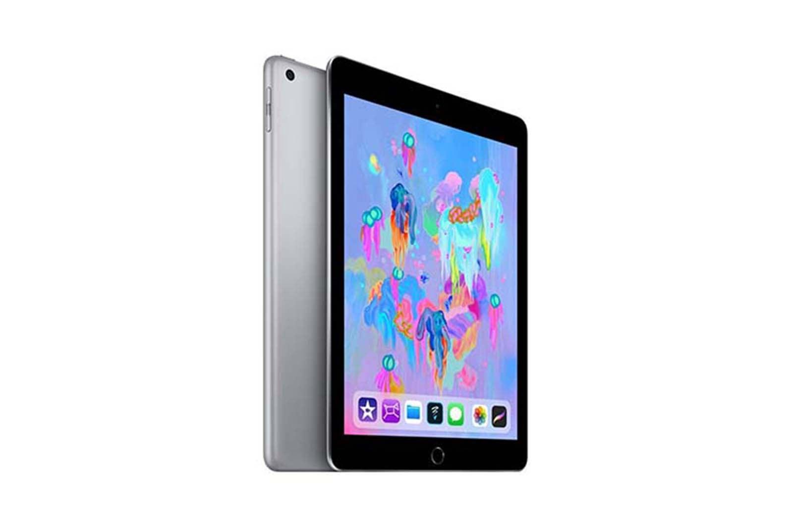 9.7-inch iPad (6th Generation, 32GB).