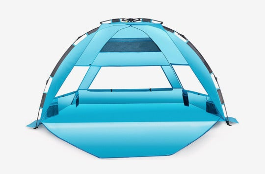 Arcshell Premium Extra Large Pop Up Beach Tent.
