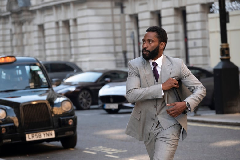 He strides confidently across the British streets, his beard neatly trimmed, his silver three piece neatly pressed.