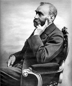 Alfred Nobel. Click image to expand.