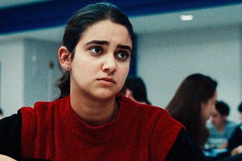Geraldine Viswanathan.