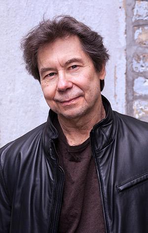 Author Stuart Dybek.